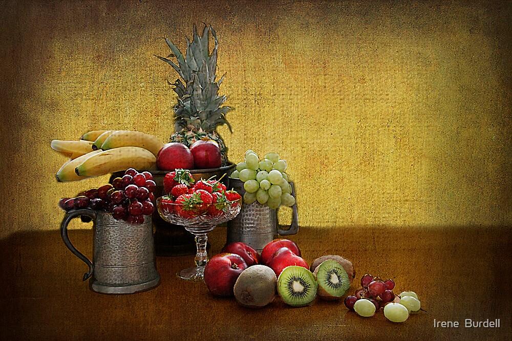 Fruit Salad  by Irene  Burdell