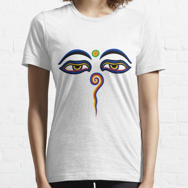 Oeil de Bouddha T-shirt essentiel