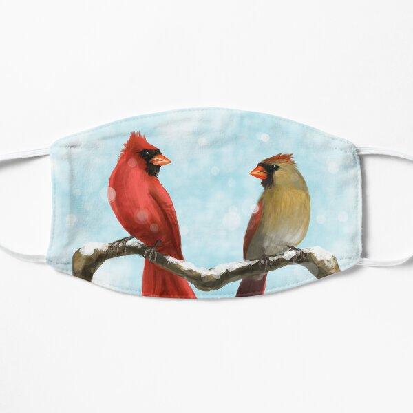 Cardinals Small Mask