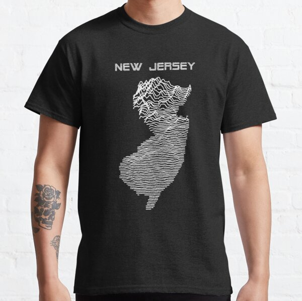 New Jersey - Unknown Elevations Classic T-Shirt