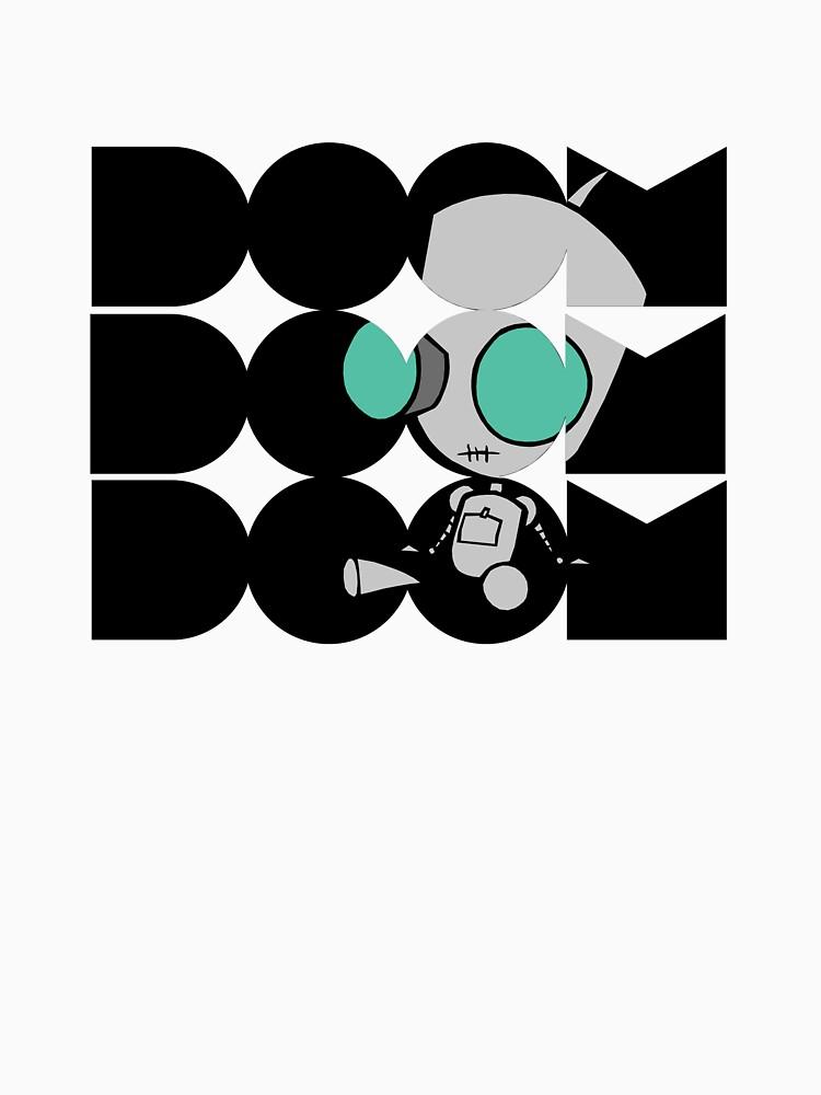 Invader Zim: Gir Doom | Unisex T-Shirt