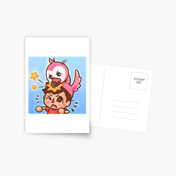 Piggy Roblox Postcards Redbubble