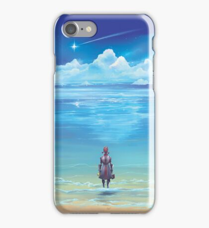 Seashores of Eternity iPhone Case/Skin