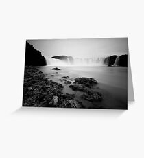 Iceland: Godafoss Greeting Card