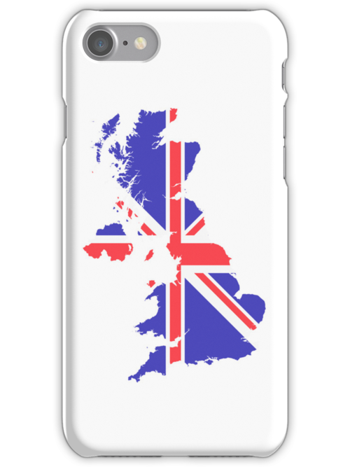 UK country case by Chrome Clothing