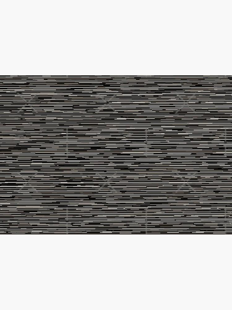 Modern Neutral Black Gray Lines by 99stars