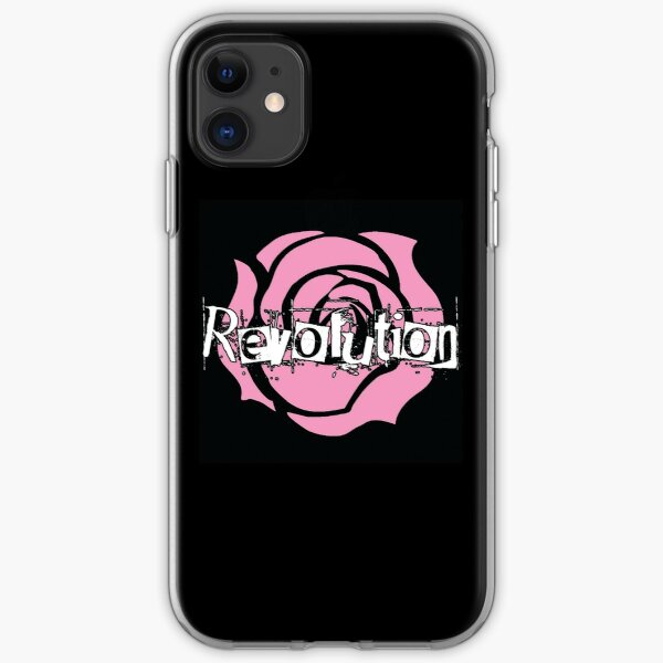 Grant me the power to bring the world revolution! iPhone Soft Case