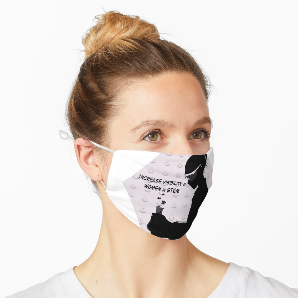 Visible Women in STEM  Mask