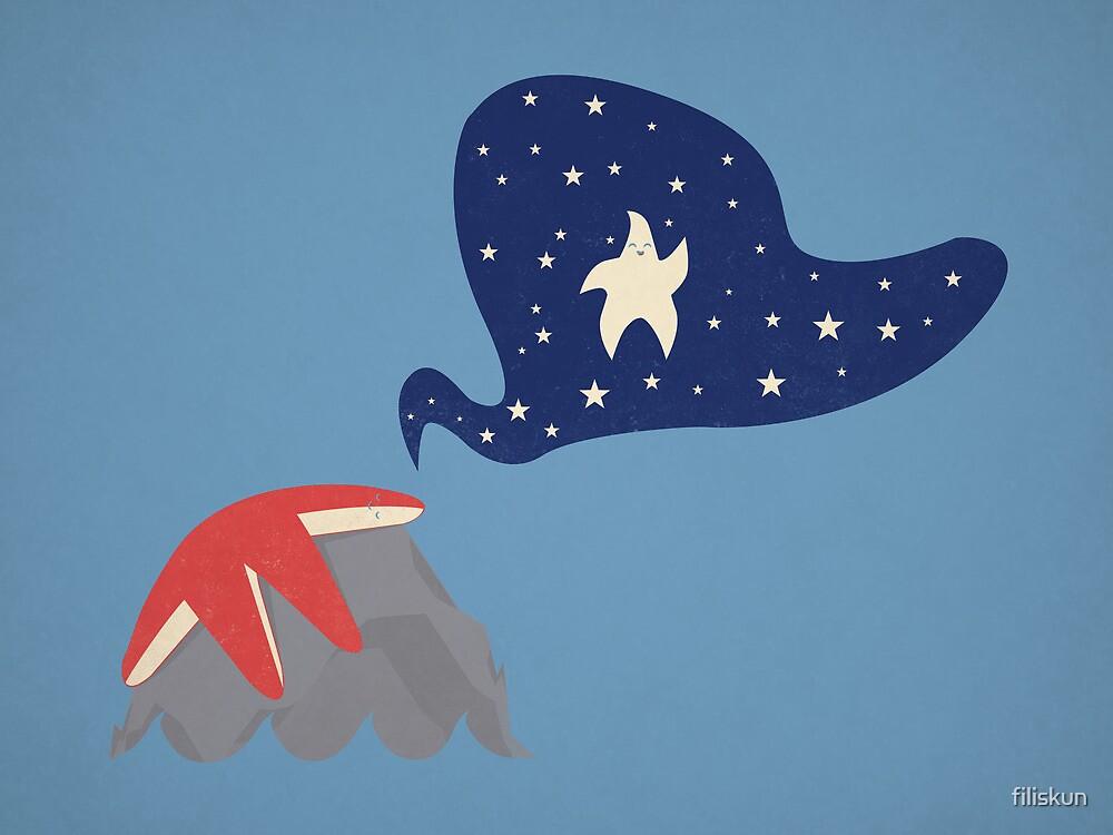 Dream Big! by filiskun