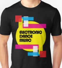 Electronic Dance Music (colorship) T-Shirt