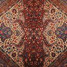 my rug by redqueenself