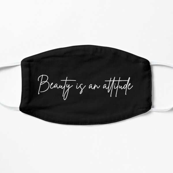 """Beauty is an Attitude"" Estee Lauder  Flat Mask"