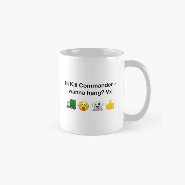 Villanelle's text to Eve | Killing Eve Classic Mug