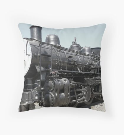 1229 Southern Pacific Throw Pillow