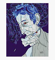 Serge Gainsbourg Photographic Print
