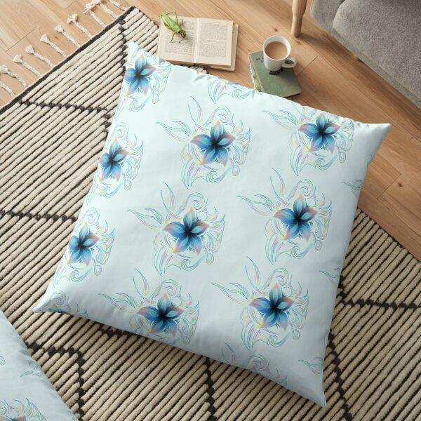 Bold Floor Pillow