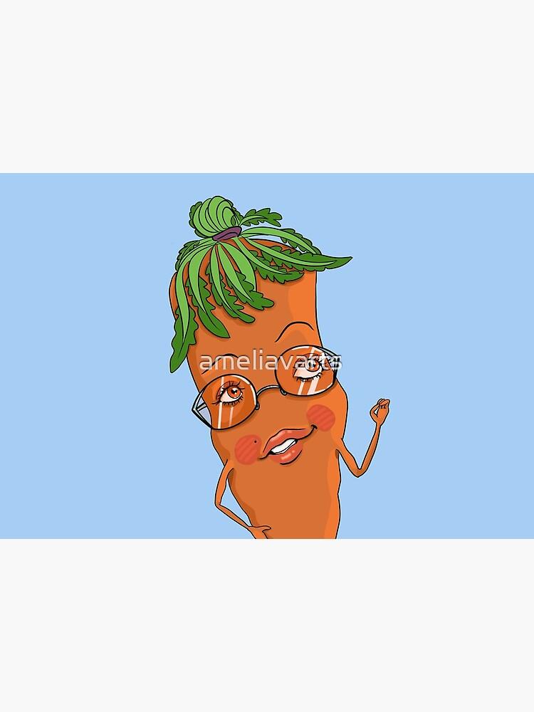 Carrot! (Virgo) by ameliavarts