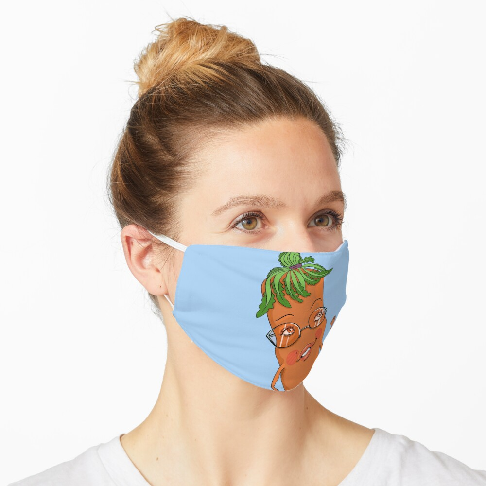 Carrot! (Virgo) Mask