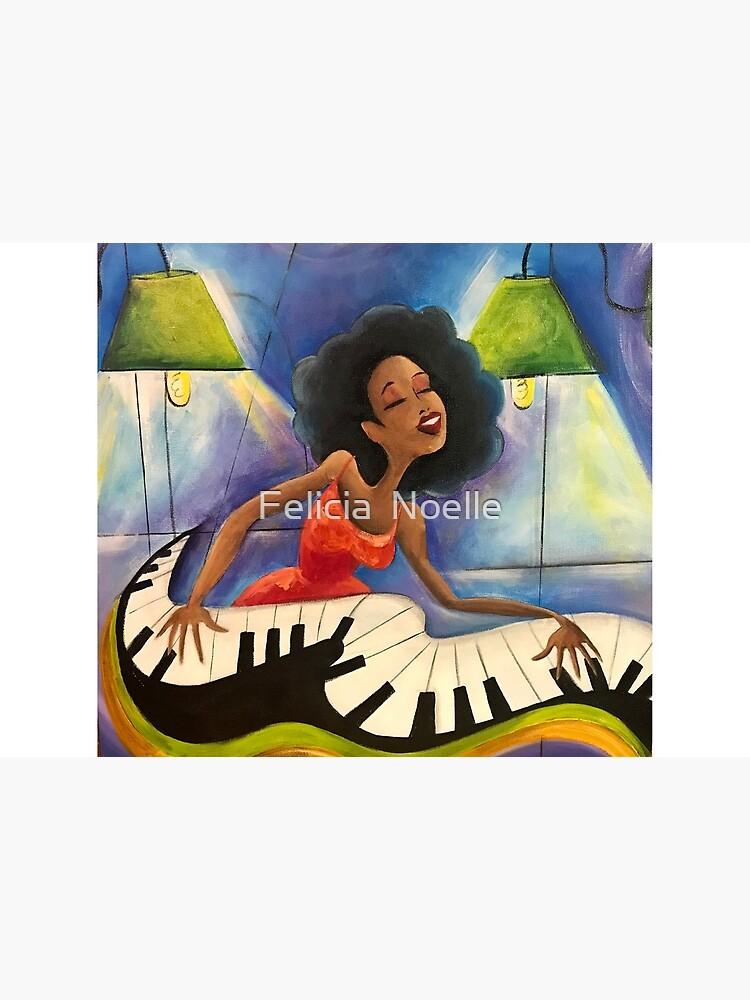 Kool Jazz by FeliciaHunt