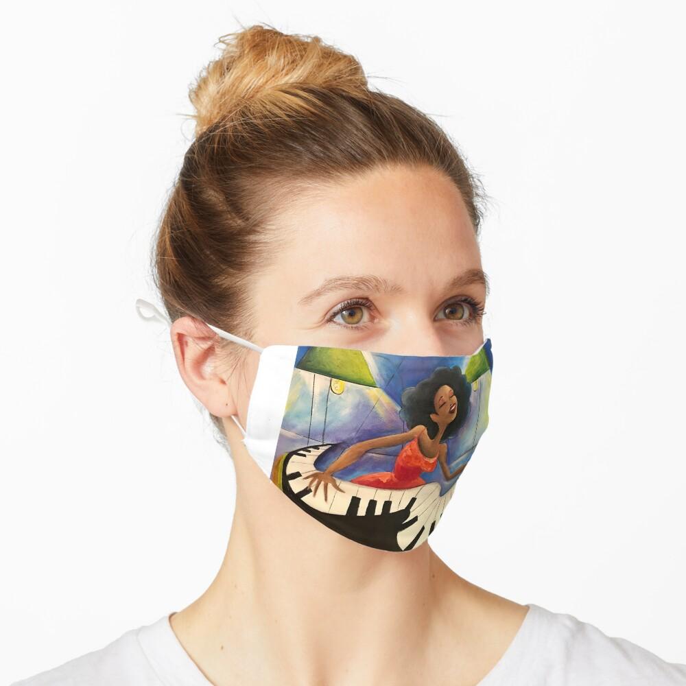 Kool Jazz Mask