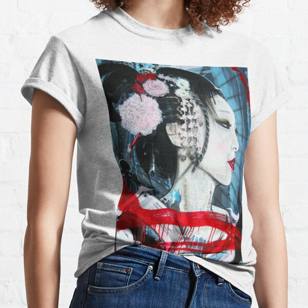 Geisha: Artist of The Floating World Classic T-Shirt