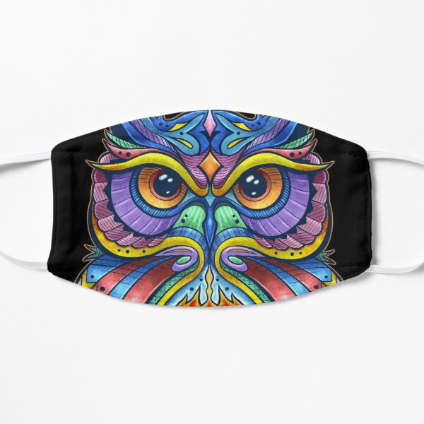 OWL Warrior Heart Mask