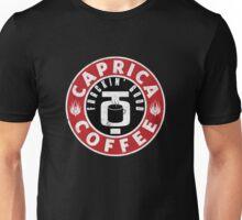 Caprica Coffee Unisex T-Shirt