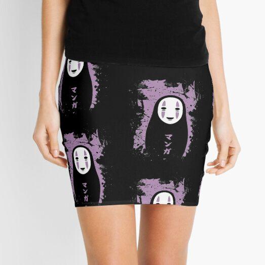 Faceless | Chihiro's Journey Mini Skirt