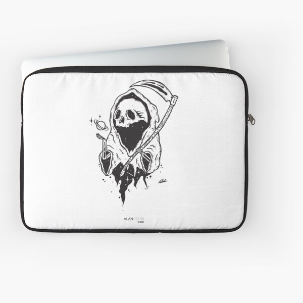 If a man has no purpose his life is just continuous death Laptop Sleeve