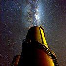 Star Tower case by David Haworth