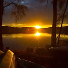 Narrabeen Lake by Doug Cliff