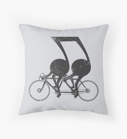 Tanden. Throw Pillow