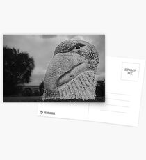 Mengler's Eagle Postcards