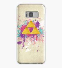 Triforce Splash Samsung Galaxy Case/Skin