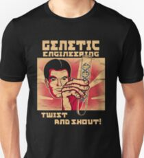 Genetics engineering. T-Shirt