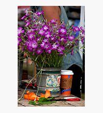 Work Bench Photographic Print