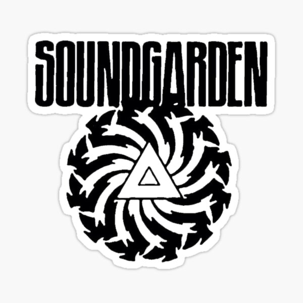 the sound of cornell will be rock van grohl factory american punk rock merch Sticker