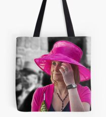 Standing Out From The Crowd ~ Helston Flora Day Tote Bag