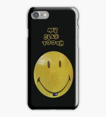 MY BLUE TOOTH - iPHONE COVER SOLD iPhone Case/Skin
