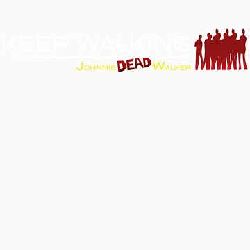 Keep walking... even dead #2 by pepefo