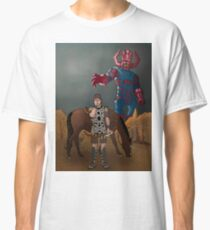 Shadow of the... Galactus?? Classic T-Shirt