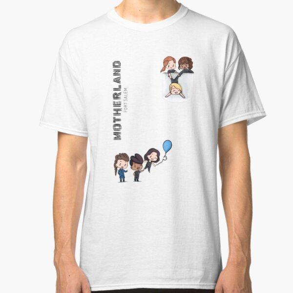 Motherland fort Salem baby version Classic T-Shirt