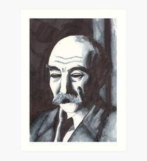 Thomas Hardy Art Print