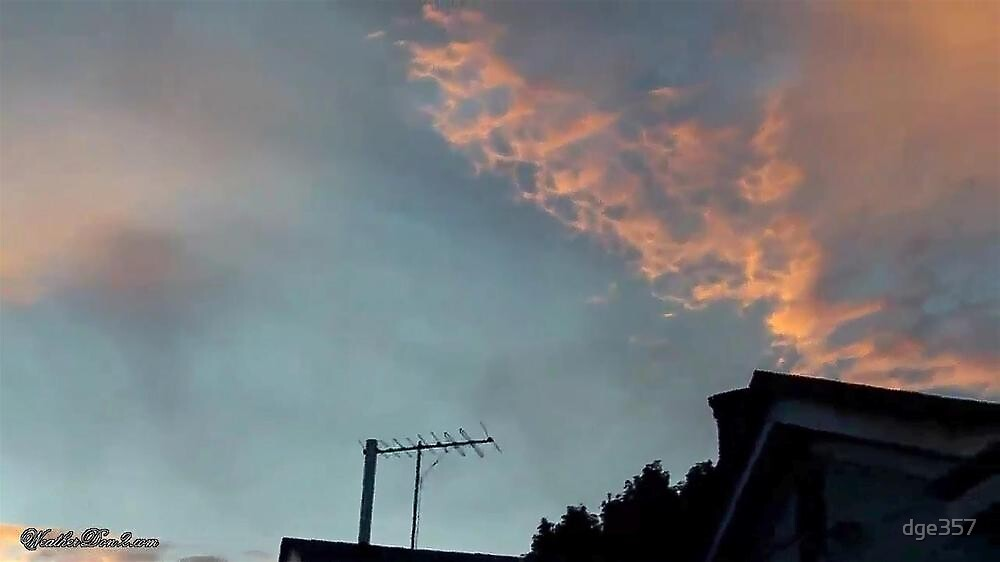 July 2012 Sunset 21 by dge357