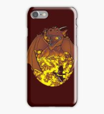 The Fire: an epic fight. iPhone Case/Skin