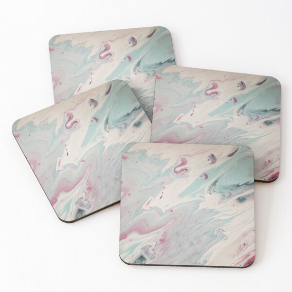 Cereal Milk Coasters (Set of 4)