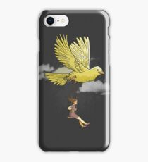Higher, up to the sky!! iPhone Case/Skin