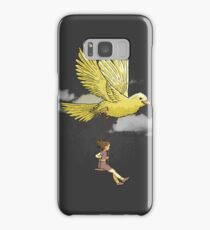 Higher, up to the sky!! Samsung Galaxy Case/Skin