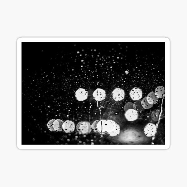 Abstract Lights III Sticker