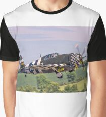 "TP-47G ""Snafu"" tucks 'em up Graphic T-Shirt"